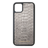 Silver Python iPhone 11 Pro Max Case