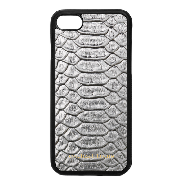 Silver Python iPhone 7 / 8 / SE 2 Case