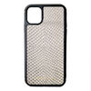 Silver Snake iPhone 11 Case