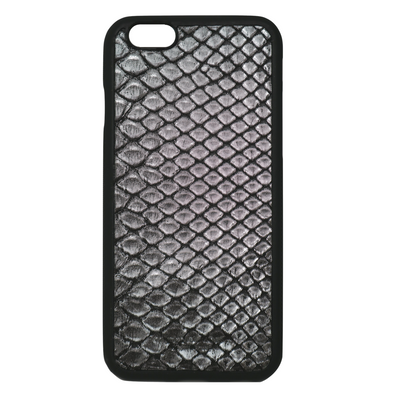 Limited Edition Silver Snakeskin iPhone 6/6S Case