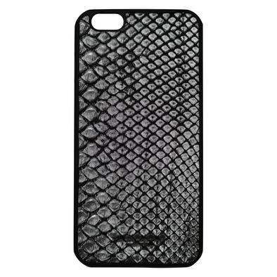Limited Edition Silver Snakeskin iPhone 6/6S Plus Case