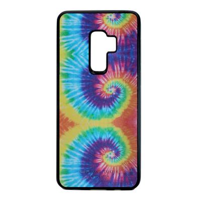 Tie Dye Leather Galaxy S9 Plus Case