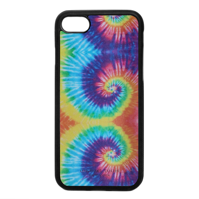 Tie Dye Leather iPhone 7 / 8 Case