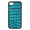 Turquoise Croc iPhone 7 / 8 Case