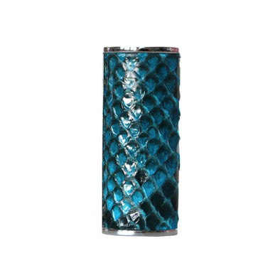 Turquoise Snake Lighter Case