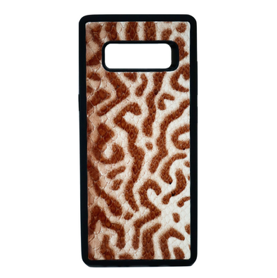 Limited Edition Wild Snakeskin Galaxy Note 8 Case