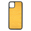 Yellow Croc iPhone 11 Pro Max Case