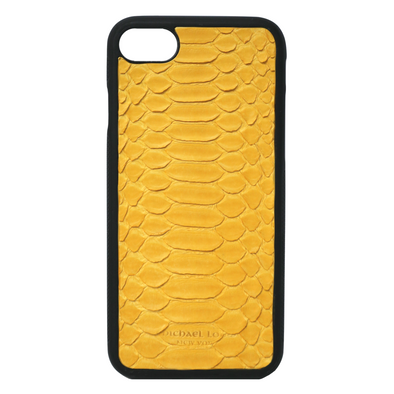 Yellow Python iPhone 7 / 8 Case