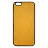 Yellow Snakeskin iPhone 6/6S Plus Case