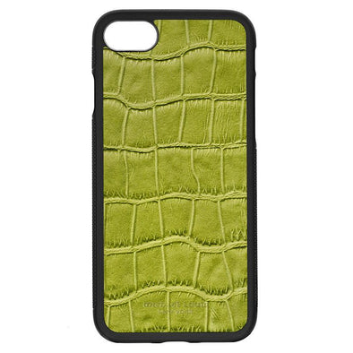 "Green Croc ""2"" iPhone 7 / 8 Case"