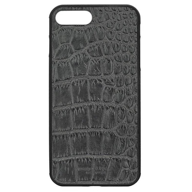 Grey Croc iPhone 7 Plus / 8 Plus Case