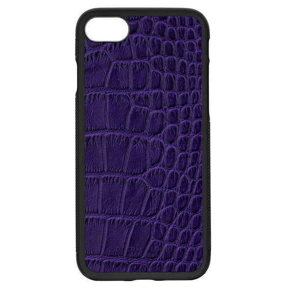 Purple Croc iPhone 7 / 8 Case
