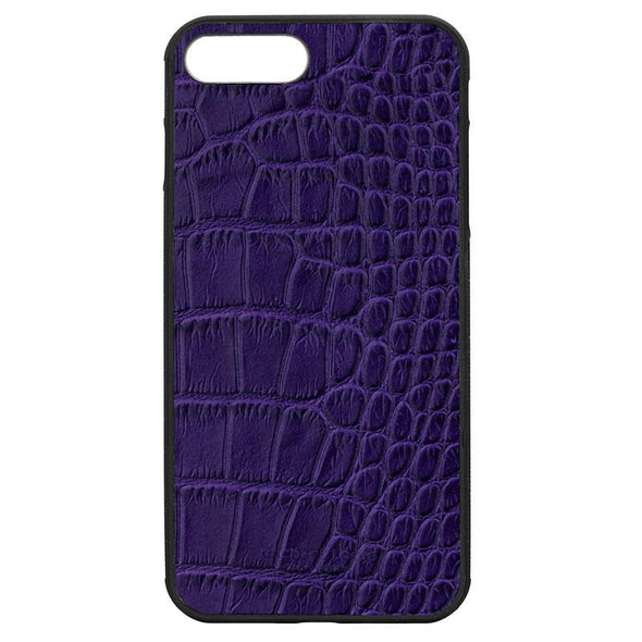 Purple Croc iPhone 7 Plus / 8 Plus Case