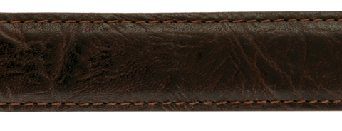 Brown Bison Belt