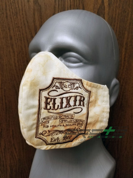 No. 08 Elixir Face Mask