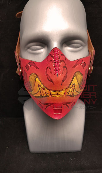 Oni Demon face mask