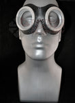 Black Aviators Goggles