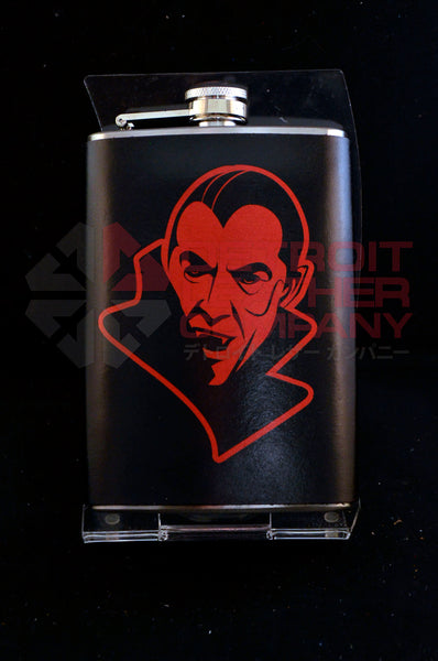 Do the Munster mash! Flask