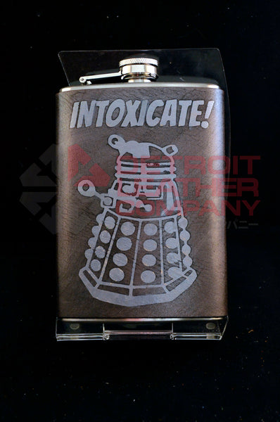 INTOXICATE! Flask
