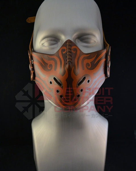 Tribal Lower Face Mask