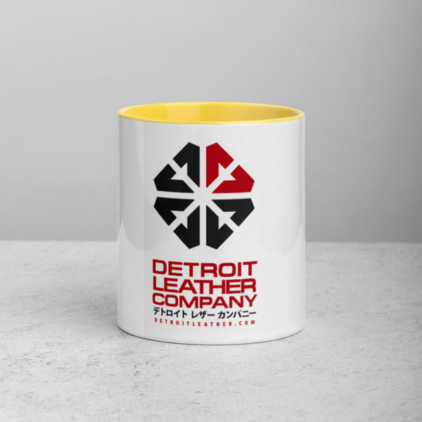 DLC Coffee Mug with Color Inside