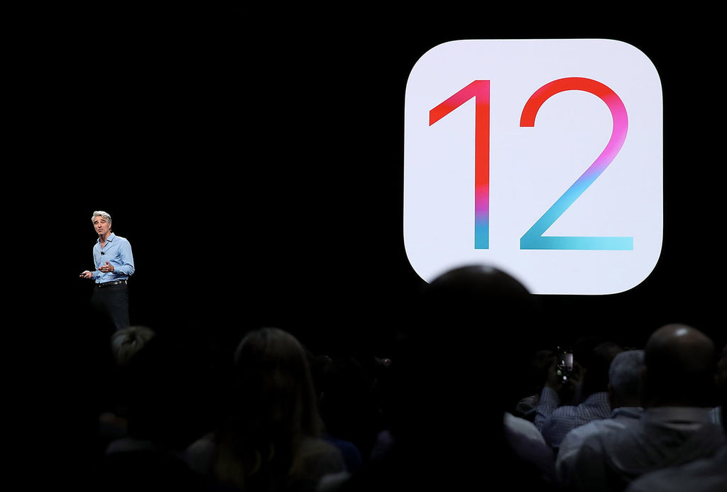 Coming this fall: iOS 12