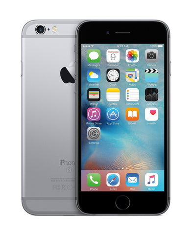 iPhone 6s 16G Space Gray (NO TOUCH ID)