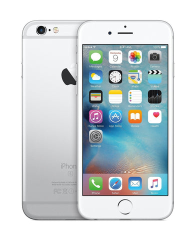 iPhone 6s 16G Silver