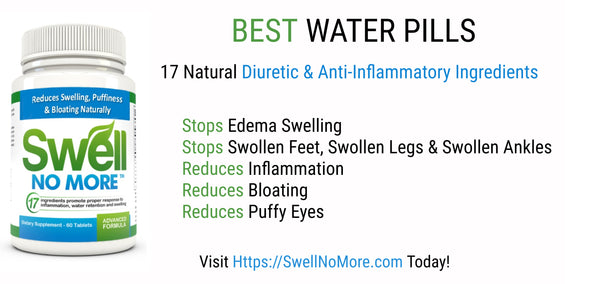 Best Water Pills - Best Selling Water Pills