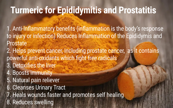 Turmeric For Epididymitis