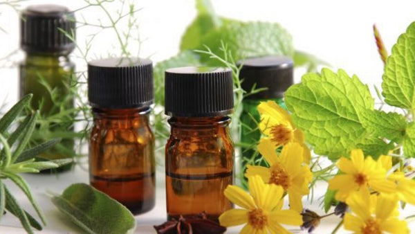 THE COMPLETE GUIDE TO USING ESSENTIAL OILS TO REDUCE SWELLING, PAIN & INFLAMMATION