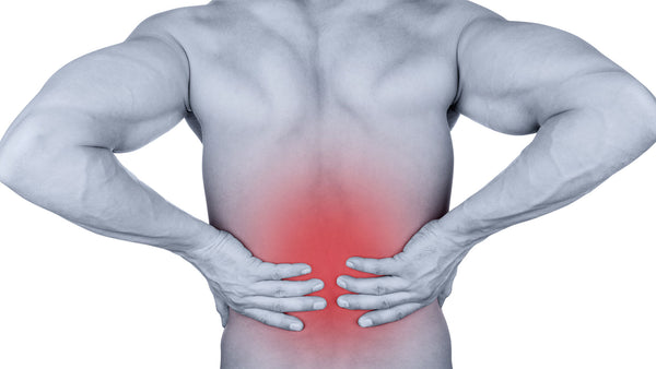HOW TO CURE BACK PAIN & INFLAMMATION