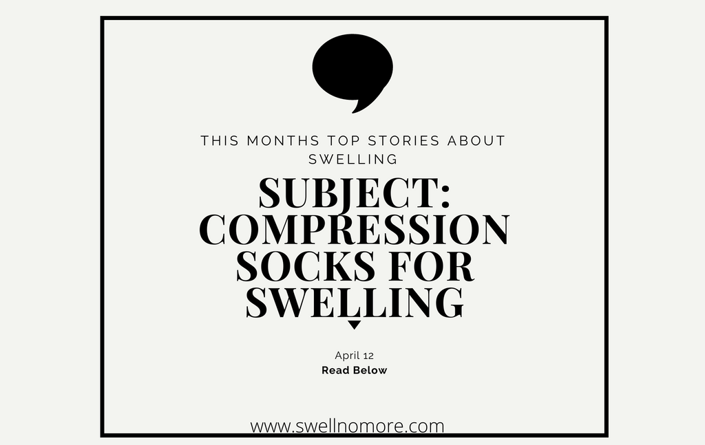 compression socks for swelling