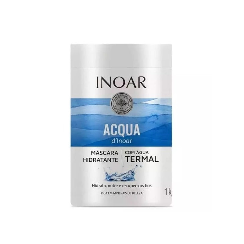 Inoar Acqua Thermal Máscara 1kg
