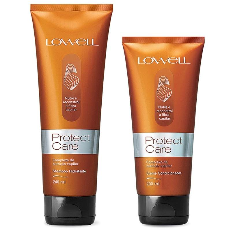 Lowell Protect Care Kit Sh+cond (1x250ml) (1x200ml)