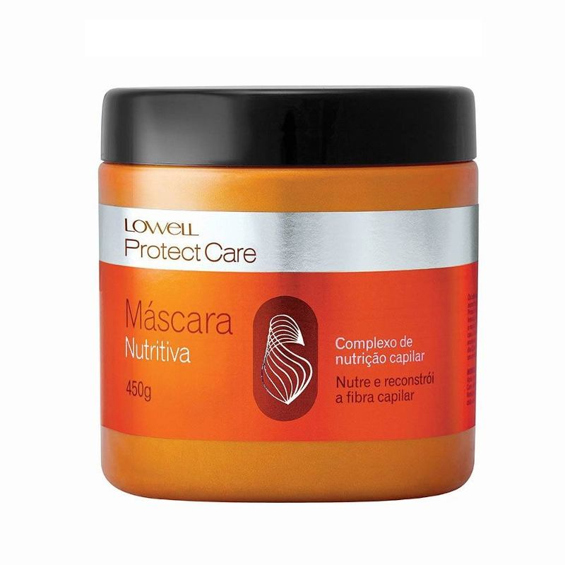 Lowell Protect Care Máscara 450g