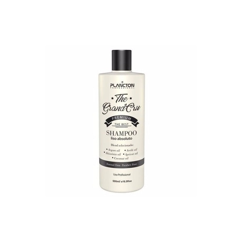Plancton Shampoo Liso Absoluto The Grand Cru 500ml