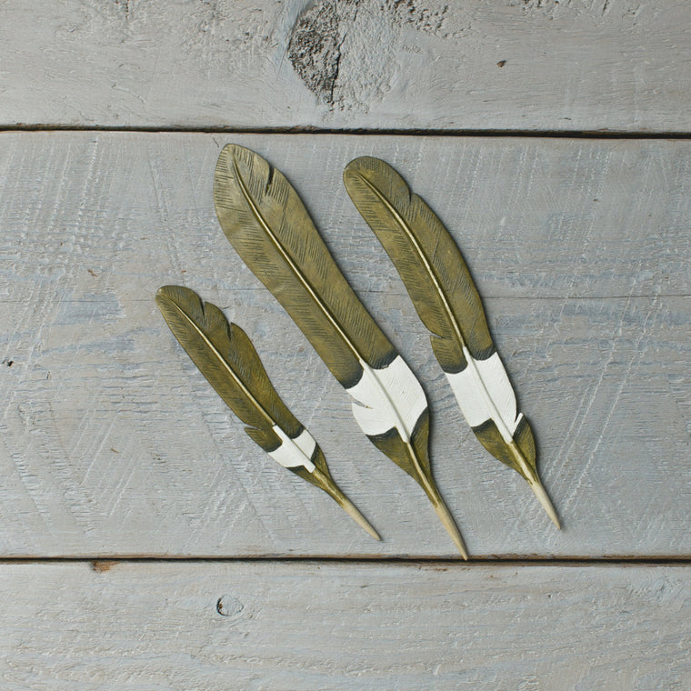 Nighthawk Feathers 3pc