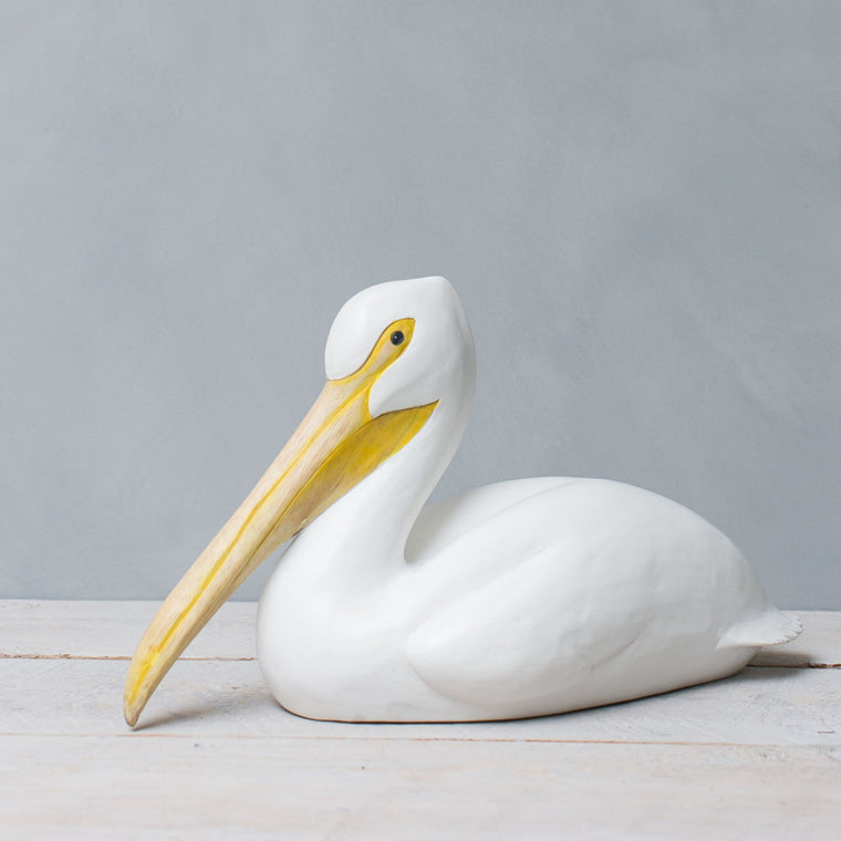 White Pelican Large