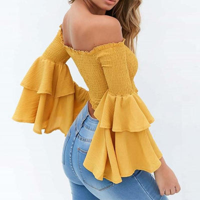 Melly Crop Top