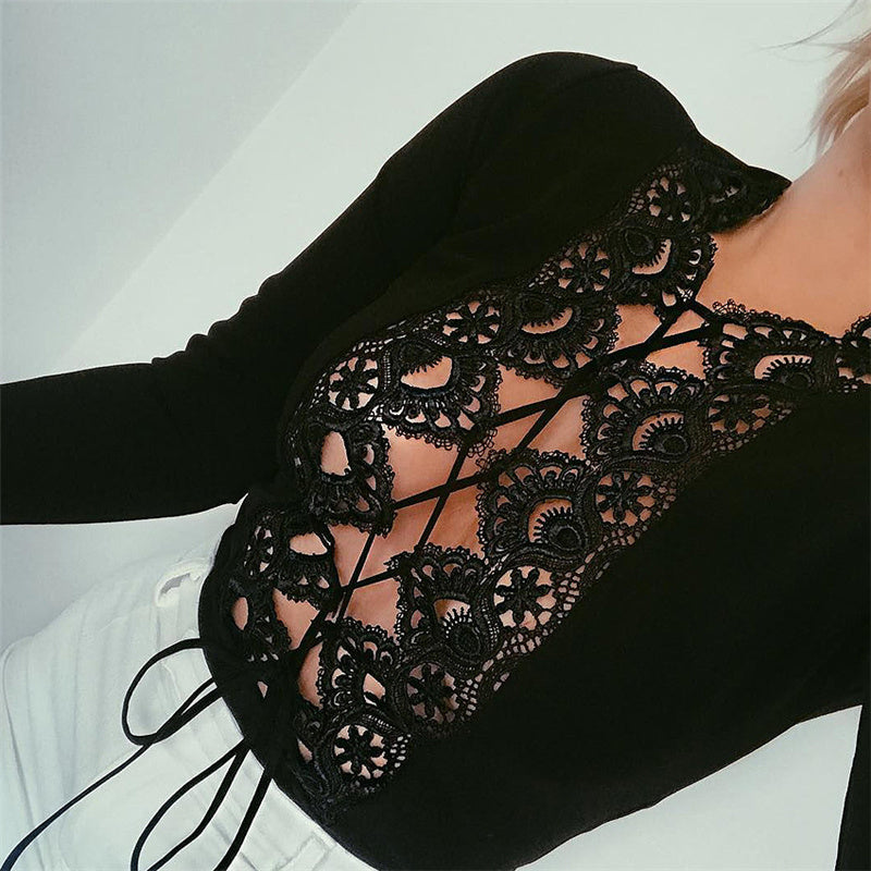 Duchess Lace Bodysuit