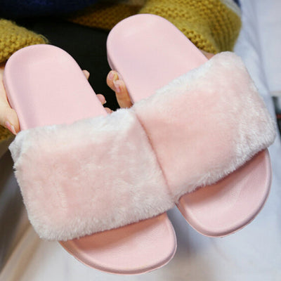 Gigi Furry Slides