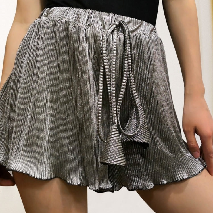 Lexi Pleated Shorts