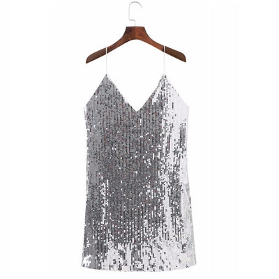 Twinkle Sequin Dress