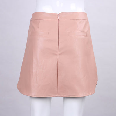 Lizzie High-Waisted Mini Skirt