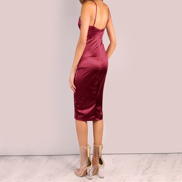 Martinica Silk Dress