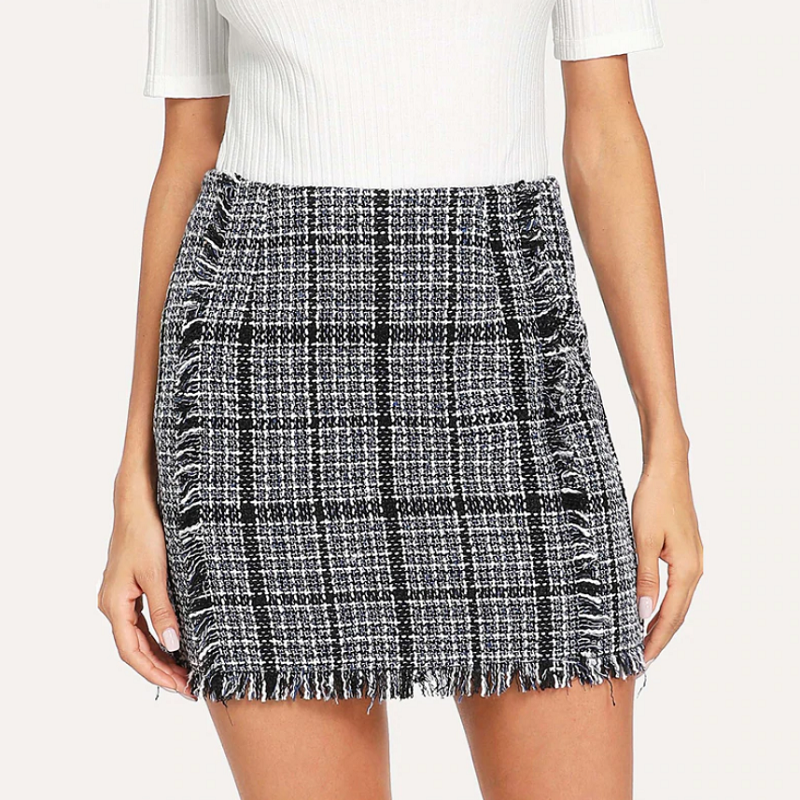 Jem Tweed Skirt