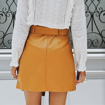 Dakota Belt Skirt