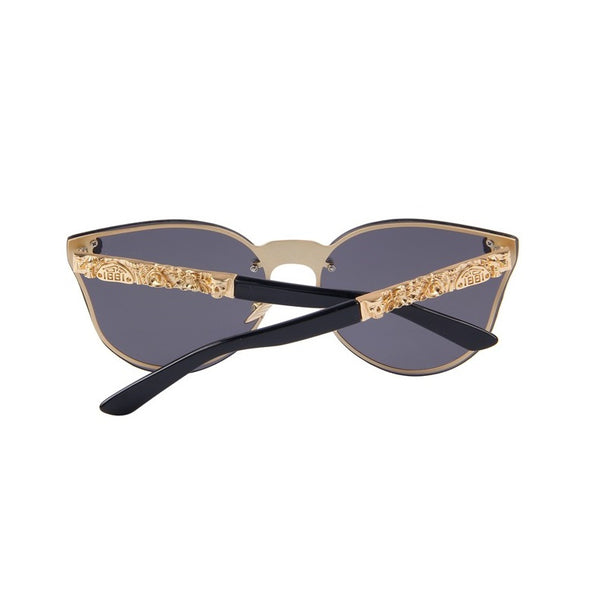 Letitia Skull Sunglasses