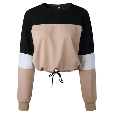 Karlotta Block Color Sweater
